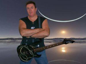 Bob Oister Guitar Player