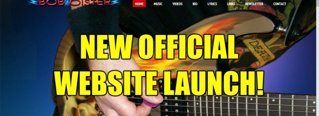 New Bob Oister Official Website