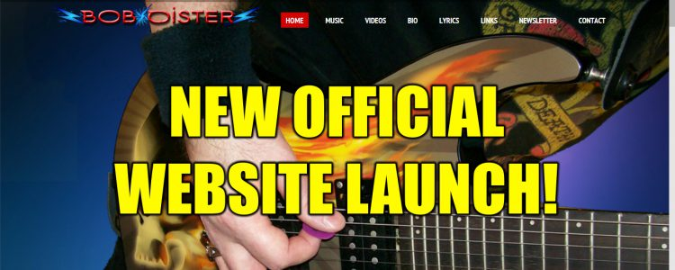 New Bob Oister Official Website