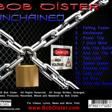 Bob Oister Unchained Song List