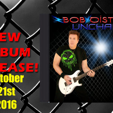 Bob Oister New Album